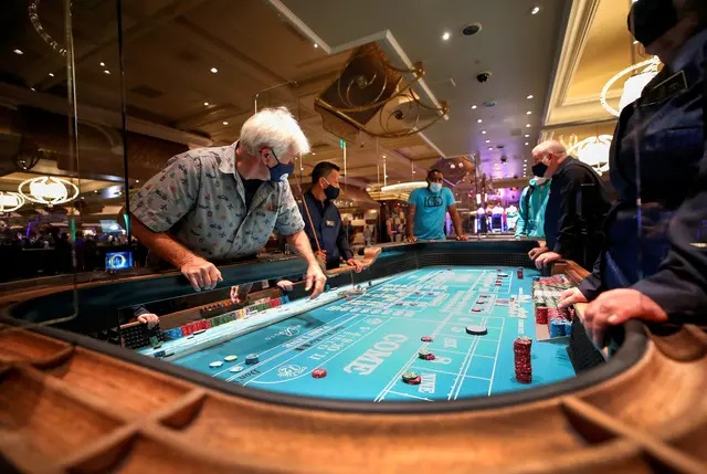 Legislation backed by casino giant would allow casinos, sports gambling in Texas