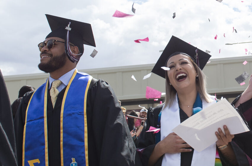 NMSU plans for limited in-person Spring 2021 commencement events