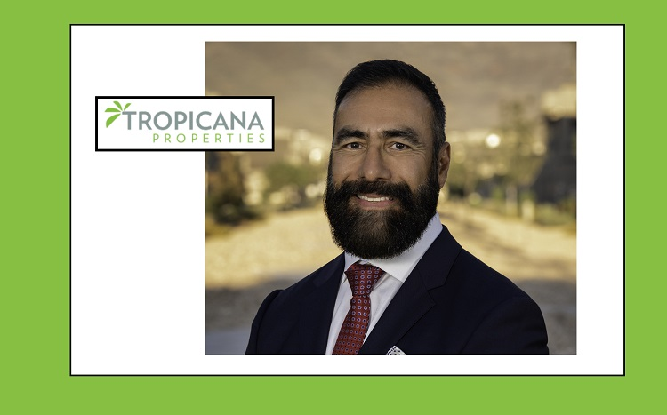 """Tropicana Properties CEO honored with National Association of Home Builders """"One to Watch"""" award"""