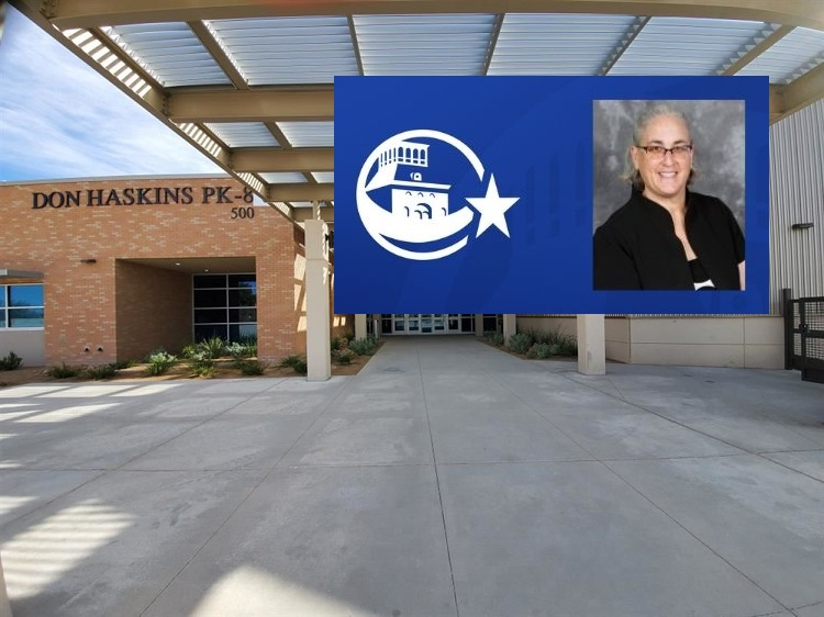 Appel, who currently serves as principal at Lincoln, will lead the transition into the new campus, which is expected to open for students in the fall.  | Photos EPISD