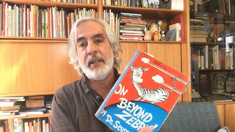 Video: Jud Burgess of Brave Books deep dives into Dr. Seuss children's book controversy