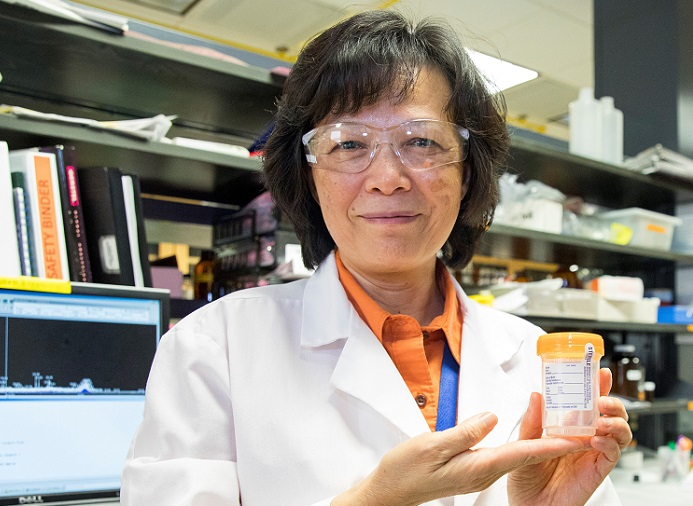 Cancer detection device that mimics Dog's Nose being developed by UTEP Faculty Member
