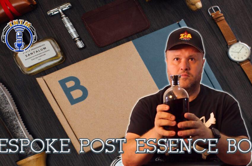 VLog: TNTM's Troy unbox/review of Bespoke Post Essence Box