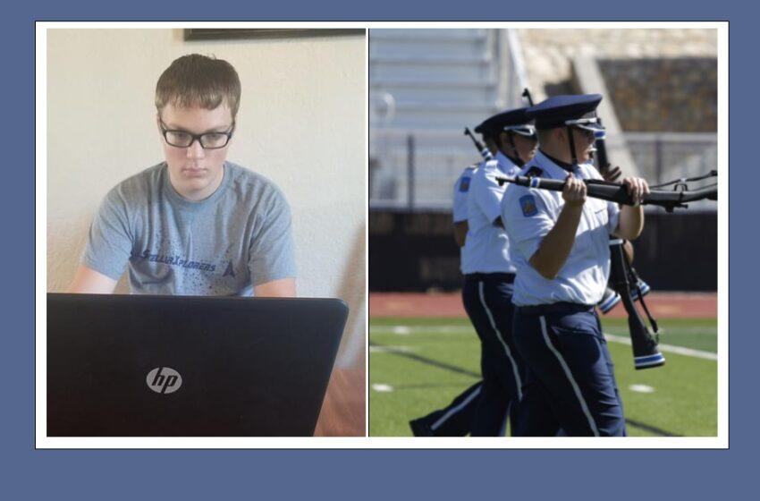 Franklin High cadet earns piloting scholarship for Air Force JROTC Flight Academy