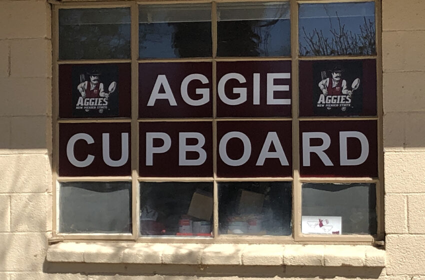 Aggie Cupboard continues to fight campus food insecurity during pandemic
