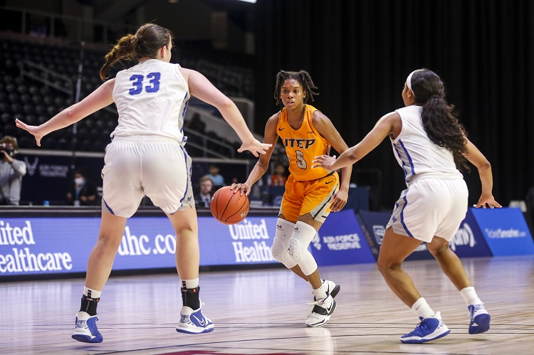 Middle Tennessee tops UTEP in Semifinals of C-USA Tournament