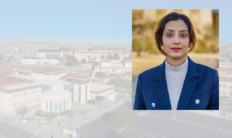 Sensors Journal selects UTEP Engineering Doctoral Student Paper as Editor's Choice