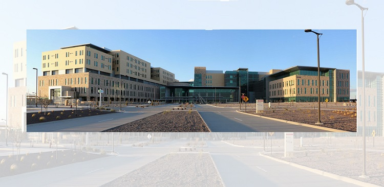New William Beaumont Army Medical Center  | Photo courtesy WBAMC