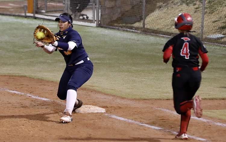 Texas Tech blanks UTEP Softball at Jeannine McHaney Memorial Classic in Lubbock