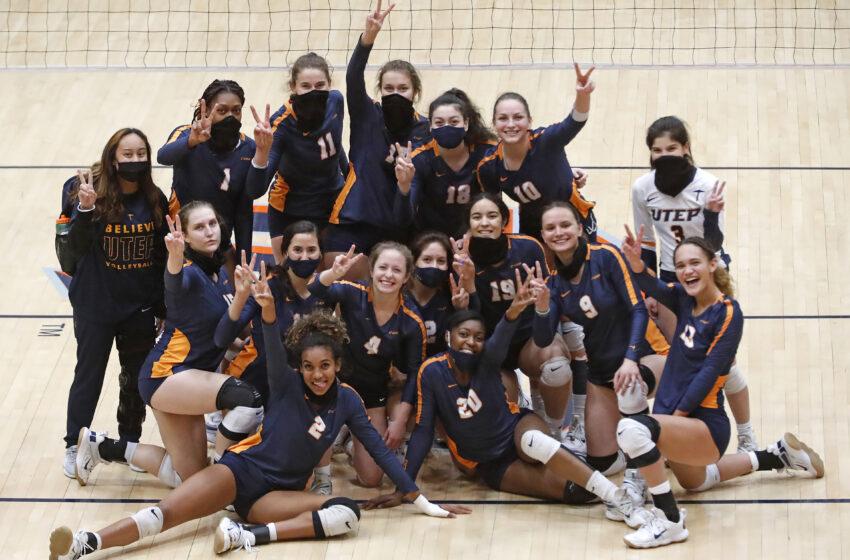 Miners set to battle Marshall in first round of C-USA Volleyball Tournament