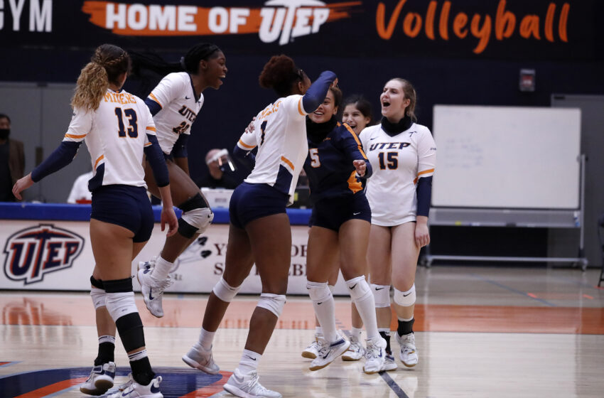 Miner Volleyball preps for final home matches versus Southern Miss