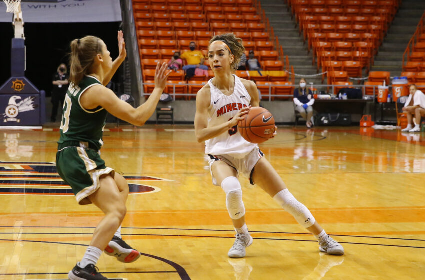 UTEP's Gallegos named First Team All-Conference USA