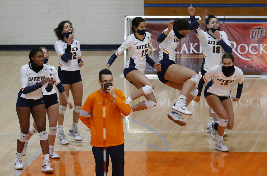 Gallery+Story: Miner Volleyball clinches C-USA Tournament berth with win over Southern Miss