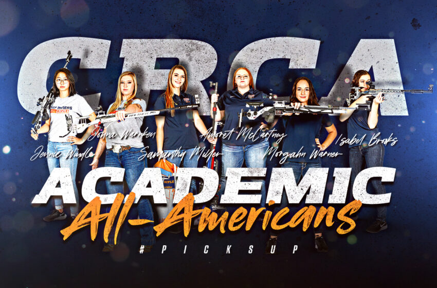 Six Miners honored with CRCA All-Academic All-American awards