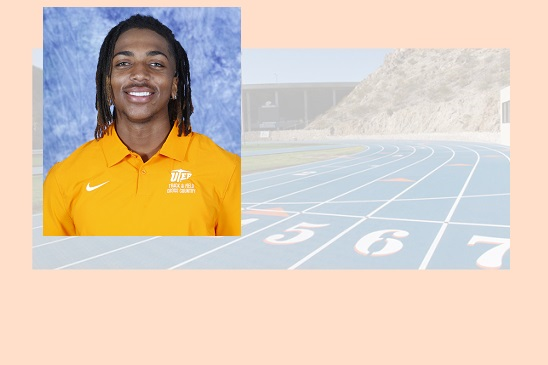 C-USA names UTEP Track & Field's Ishmel Williams Male Field Athlete of the Week