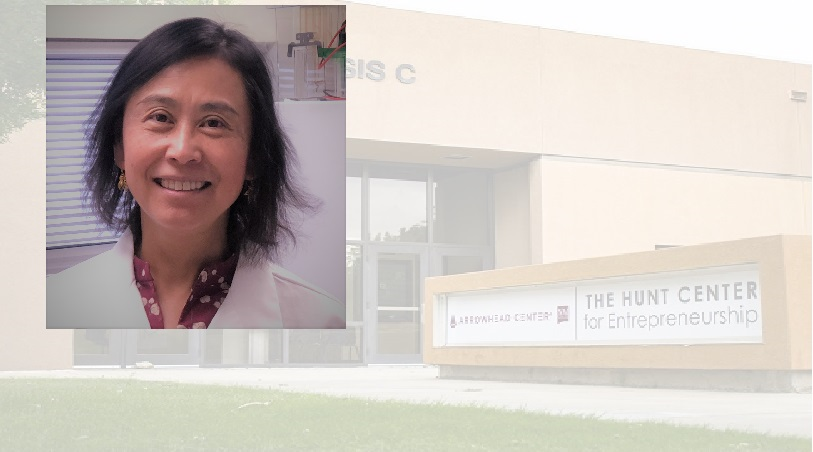 Arrowhead Center is welcoming its new entrepreneur-in-residence Yun Li, Ph.D. In her role, Li will explore a holistic approach with entrepreneurs, encouraging them to be concrete about what they want for their businesses and how to best focus on finding the solutions.  | Photo courtesy NMSU