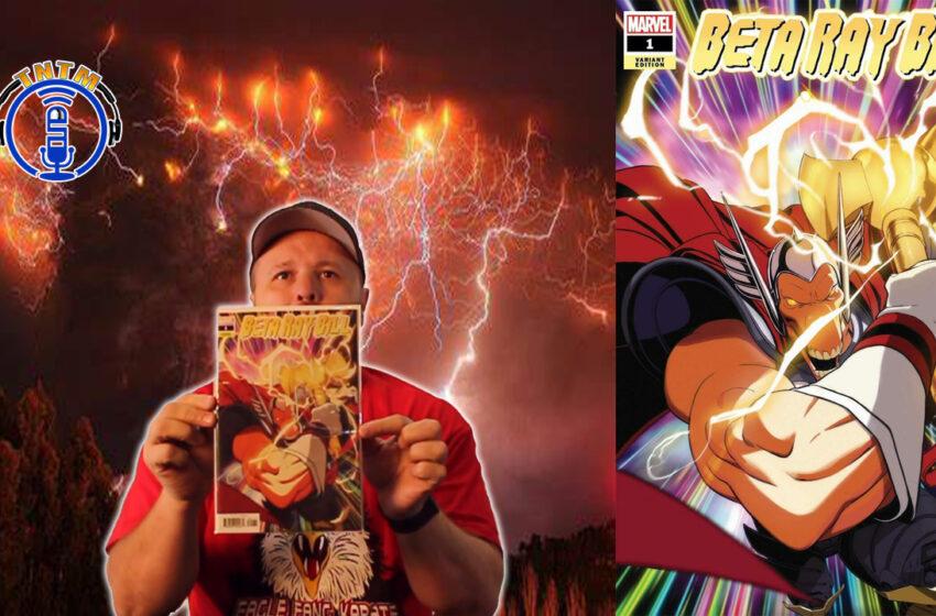 VLog: TNTM's Troy reviews Marvel Comics Beta Ray Bill #1