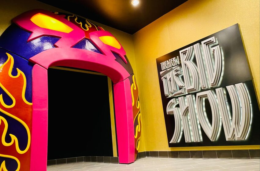 Review: Big Show at Alamo Drafthouse delivers movie fun, food