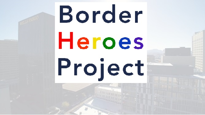 LGBTQ+ Border Heroes Project Organizers issue call for local artists