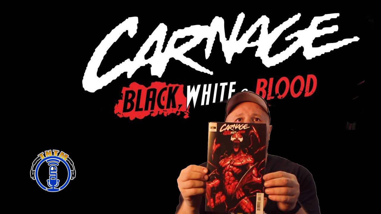 carnage black white blood
