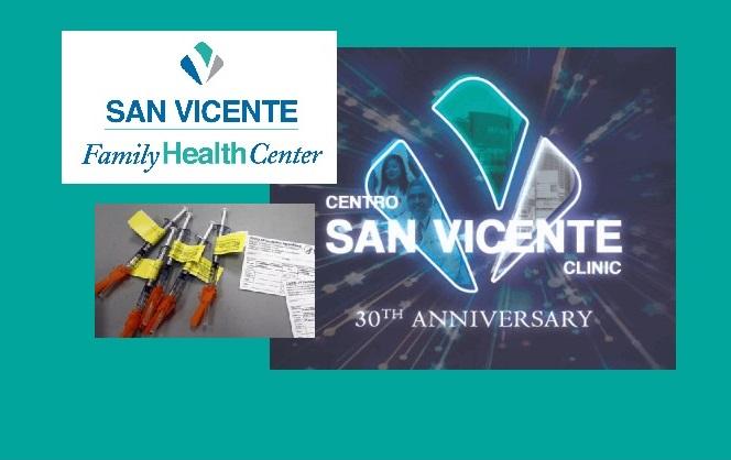 Congresswoman Escobar, Centro San Vicente Announce COVID-19 Vaccine Distribution