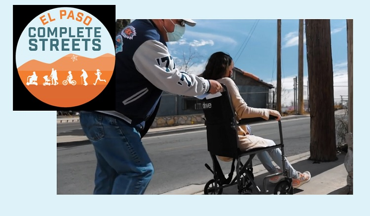 Video+Story: Local coalition partners with City of El Paso to advance policy for street safety