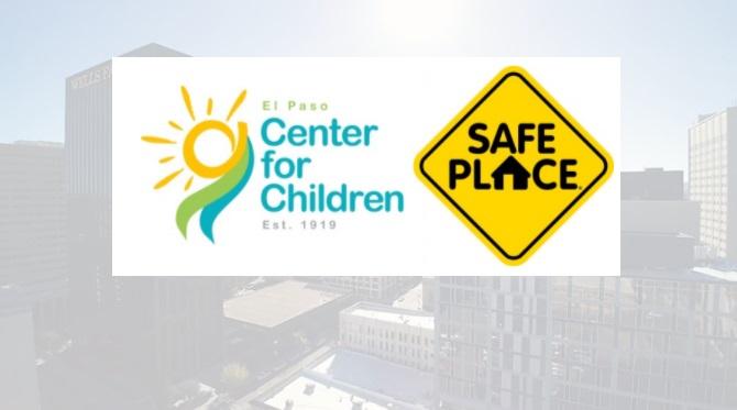 El Paso Center for Children celebrates National Safe Place Week