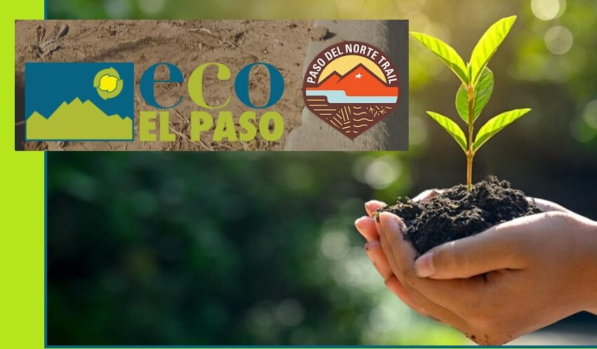 Eco El Paso to host first event of 2021: Tree Planting at Playa Drain Trail