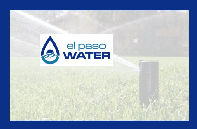 EP Water reminds residents to 'Water Smarter' this Spring