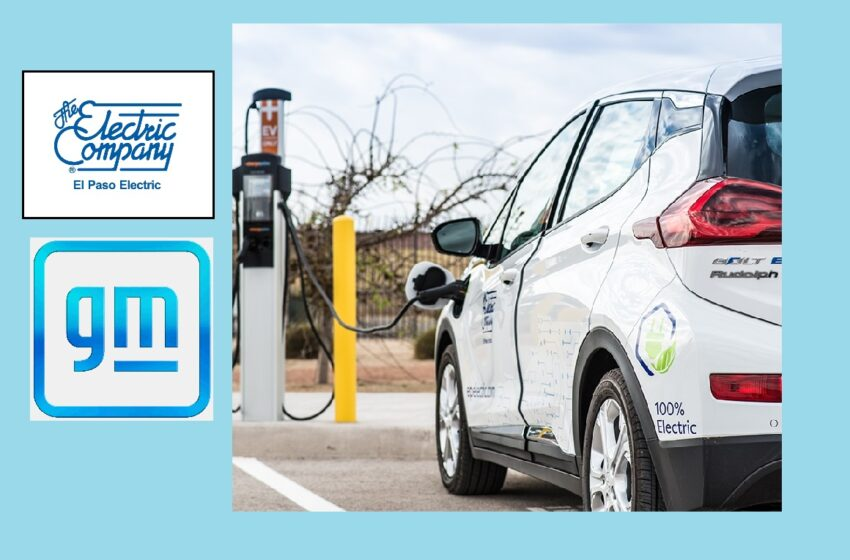 El Paso Electric partners with General Motors to offer discounts on electric vehicles