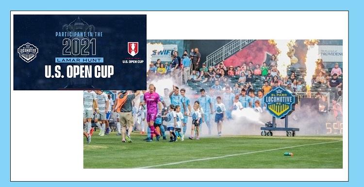 El Paso Locomotive FC to represent USL Championship in 2021 Lamar Hunt Open Cup