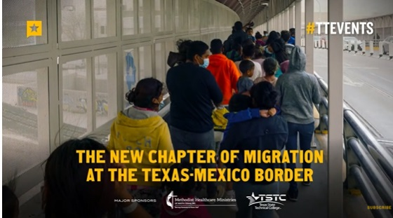 Watch: A Texas mayor, member of Congress on how to address the increase in migrants crossing the border