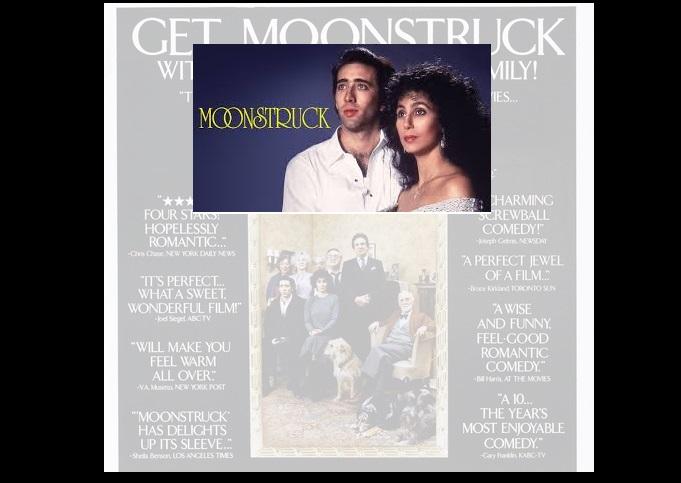 Sunset Film Society returns to screenings via 'Moonstruck' at Ardovino's Desert Crossing