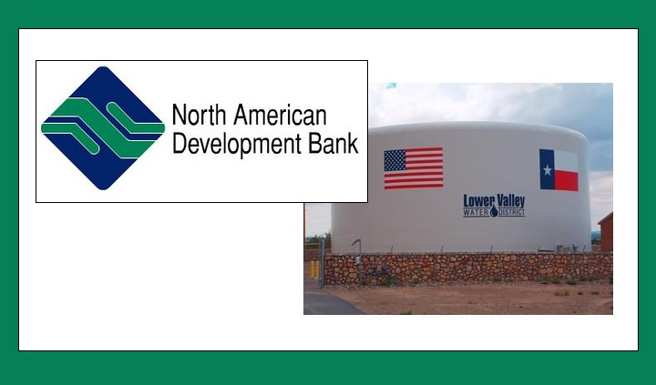 NADB, Lower Valley Water District sign $500K grant agreement for Socorro wastewater project