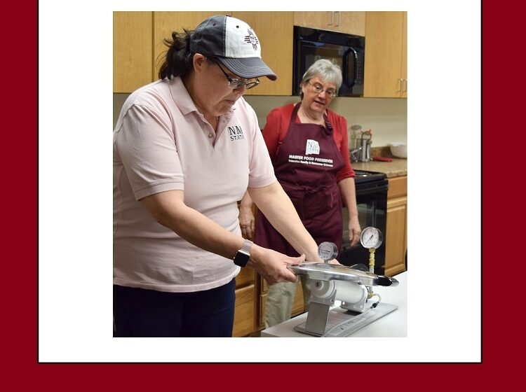 NMSU food professionals course expands dates, topics