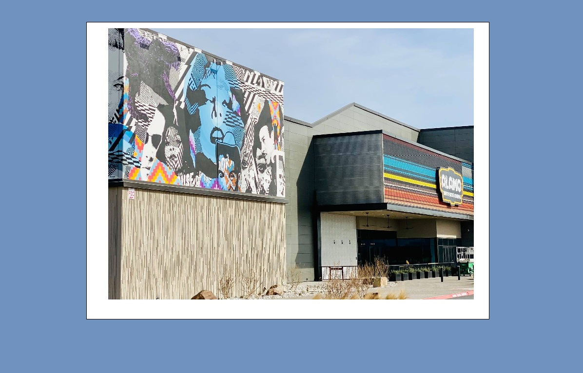 Alamo Drafthouse Cinema – East El Paso is a state-of-the-art ten-screen dine-in theater located at 12351 Pellicano Drive, at the intersection of Pellicano Drive and Joe Battle Boulevard.