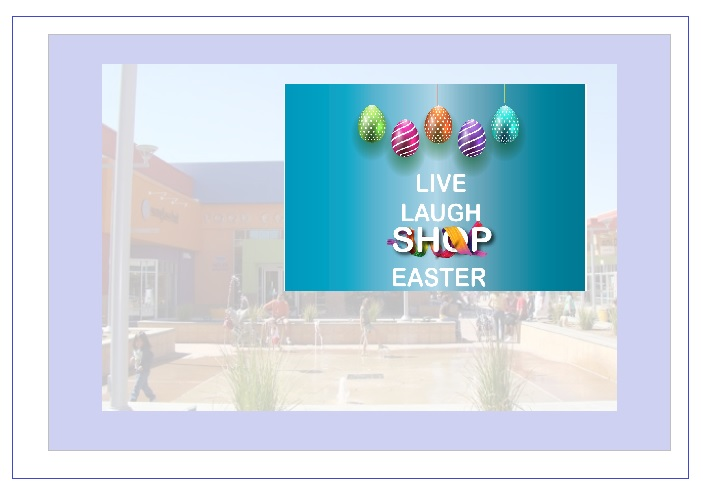 Outlet Shoppes of El Paso announce Springtime, Easter events beginning this weekend