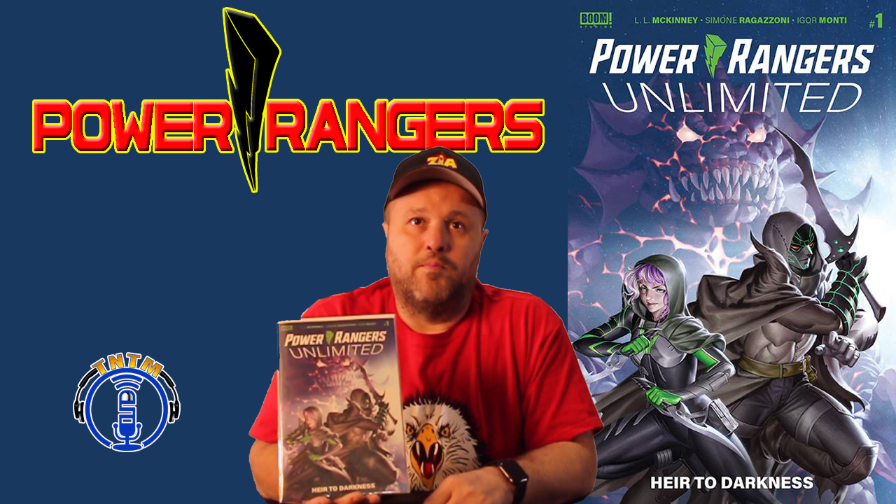 power rangers unlimited