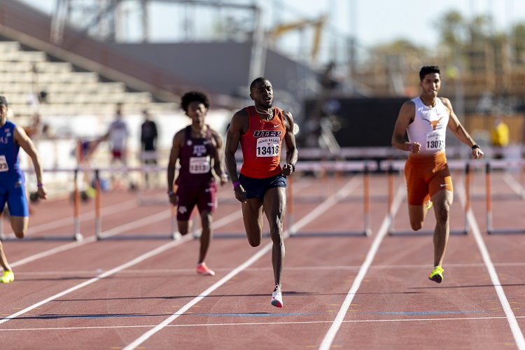 Flyin' Miners complete Day One at Texas Relays, Bobcat Invitational