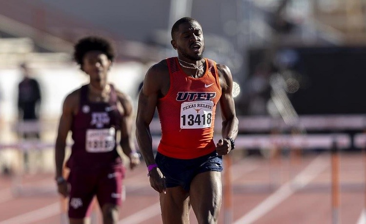 Photo courtesy Texas Relays/UTEP
