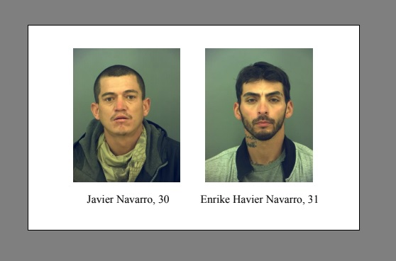 Deputies arrest duo after alleged plywood theft