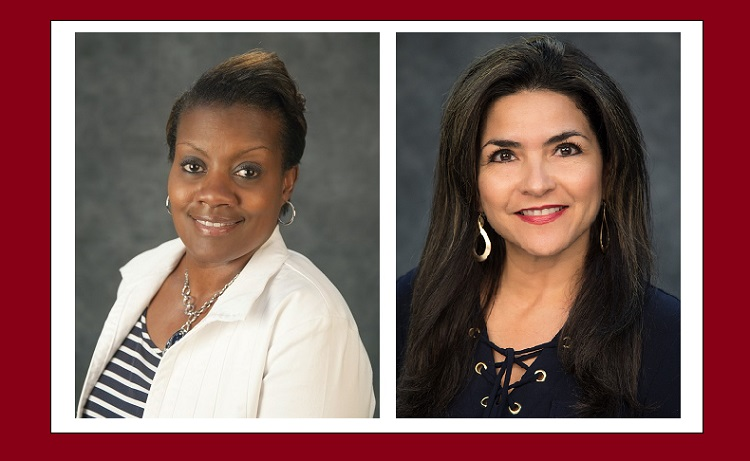Two Ysleta ISD principals recognized by statewide organization