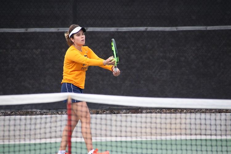 Miner Tennis drops heartbreaker at New Mexico, 4-3