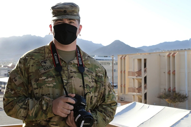 Team player turned soldier readies for deployment at Fort Bliss