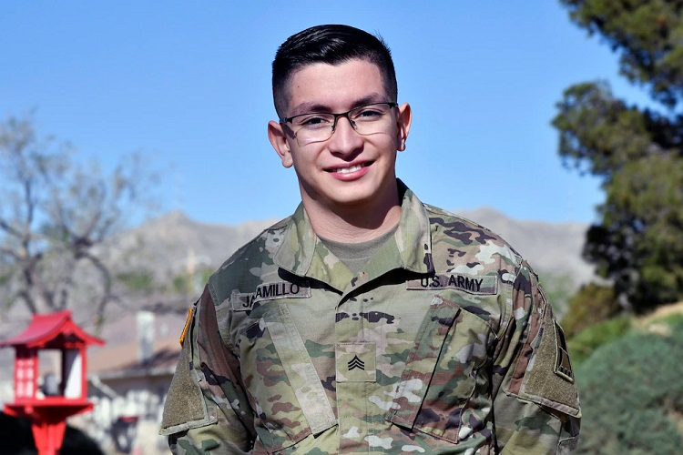 Santa Fe native helps Fort Bliss Mobilization Brigade stay on mission