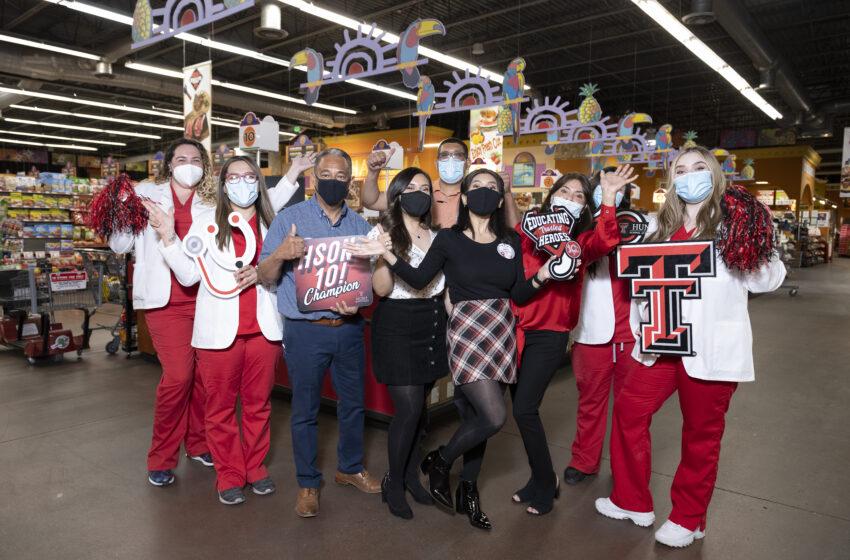 "TTUHSC El Paso, Vista Markets announce ""Champions of Trusted Nursing Heroes"" Campaign for Hunt School of Nursing"