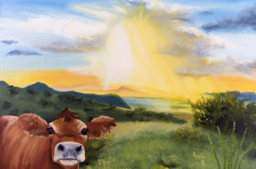 New art show at New Mexico Farm & Ranch Heritage Museum features Monumental Territory
