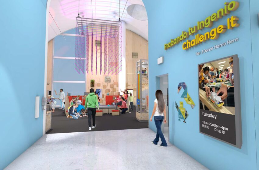 Fab Lab El Paso, Children's Museum and Science Center partner to bring Makerspace to Life