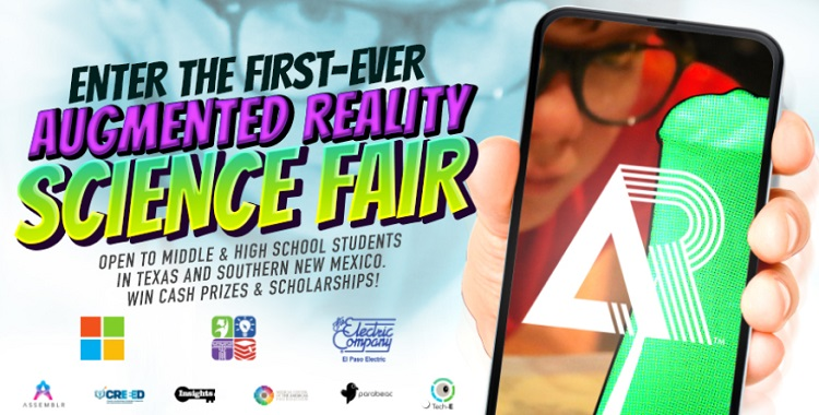 First ever Augmented Reality Science Fair launches, Regional students invited to participate