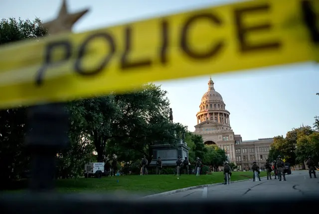 Texas House passes package of police reform bills, including measure requiring more substantive disciplinary action for police misconduct